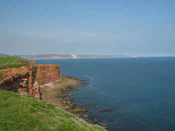 Jurassic Coast - East Devon